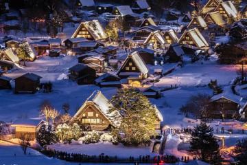 Những trải nghiệm không thể bỏ lỡ khi du lịch Nhật Bản mùa đông