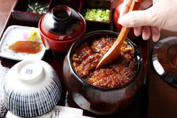 Du lịch Nhật Bản, thưởng thức những món lươn cực hấp dẫn của xứ Phù Tang