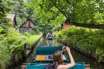 Du lịch Đức: Một ngày bình yên ở Spreewald