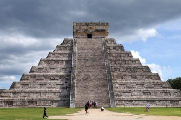 Du lịch Mexico khám phá tàn tích cổ xưa của người Maya
