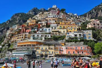 Amalfi - cung đường biển và làng chài đẹp nhất thế giới của Italy