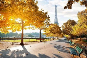 Paris, Strasbourg và 5 điểm đến đón mùa thu vàng trên đất Pháp