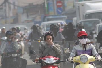 Hà Nội sẽ đưa dự báo chất lượng không khí vào bản tin thời tiết