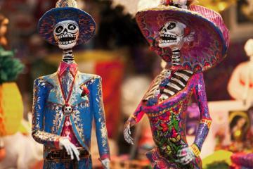 Vì sao lễ hội Halloween ở Mexico đặc biệt hơn mọi nơi trên thế giới?