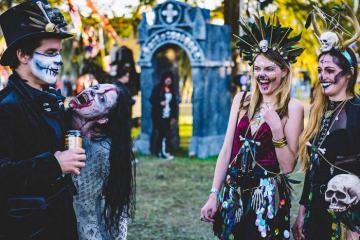 8 điểm đến sôi động trong mùa lễ hội Halloween