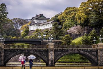 Khám phá Hoàng cung Tokyo - nơi Nhật Hoàng làm lễ đăng quang