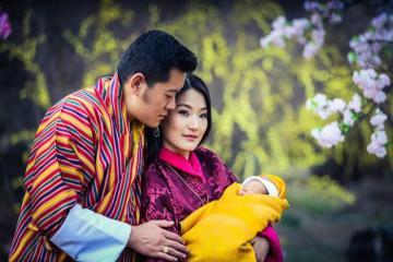 Những điều ít biết về hoàng hậu của quốc gia hạnh phúc nhất thế giới Bhutan