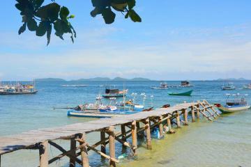 Lạc chân đến Hòn Nghệ - đảo nhỏ hoang sơ, bình dị ở Kiên Giang