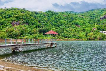 Về vùng Bảy Núi An Giang, mê đắm nét yêu kiều hồ Soài So