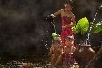 Indonesia tuyệt đẹp qua góc quay của nhiếp ảnh gia Luca Miranda