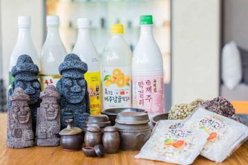 Những món quà lưu niệm độc đáo chỉ có ở đảo Jeju, Hàn Quốc