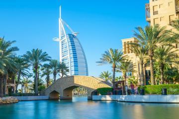 Khách sạn 7 sao ở Dubai giá hơn 500 triệu đồng/đêm có gì đặc biệt?