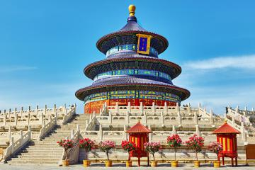 Những kỳ quan tuyệt vời ở Trung Quốc (phần 2)
