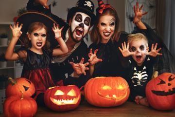 Lễ hội tháng 10 Halloween ở các nước trên thế giới có gì khác nhau?