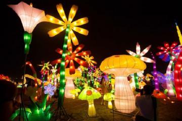 Về Ninh Bình xem lễ hội Ánh sáng và Đèn lồng siêu hoành tráng dịp tháng 10