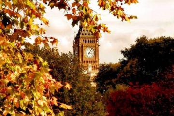 Du lịch London mùa thu có gì hay?