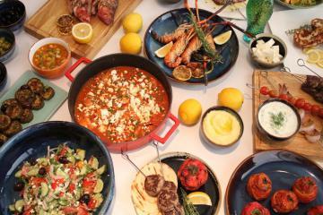 Top 7 món ăn tráng miệng truyền thống của Hy Lạp
