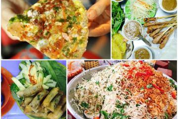 Những món ăn vặt ở Đà Nẵng khiến bạn mê ngay từ tên gọi