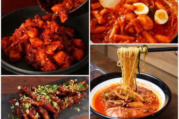 Những đặc sản siêu cay của Hàn Quốc phù hợp nhâm nhi ngày lạnh