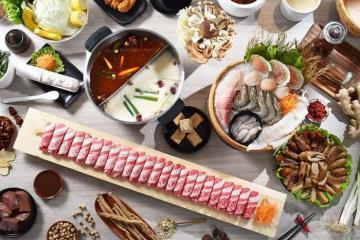 Hương vị thơm ngon đặc trưng của các món lẩu châu Á