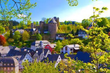 Có gì tại Monschau - thị trấn 'hưởng thụ' của nước Đức