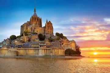 Khám phá đảo tu viện Mont Saint Michel, điểm hút khách chỉ sau tháp Eiffel