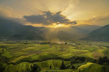 Bí quyết săn ảnh đẹp 'mùa vàng' ở Mù Cang Chải