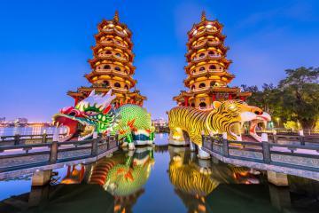 Vẻ đẹp lộng lẫy của những ngôi đền độc đáo nhất châu Á