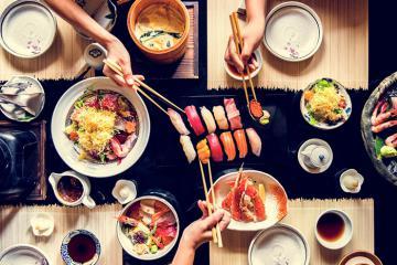 10 nguyên tắc ăn uống của người Nhật mà bạn nên biết