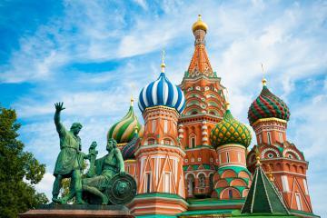 Ghé thăm những địa điểm du lịch nổi tiếng ở Nga