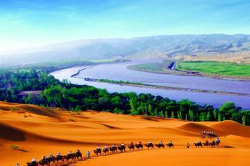 Vẻ đẹp Hồi Tây Hạ, Ninh Hạ - Trung Quốc