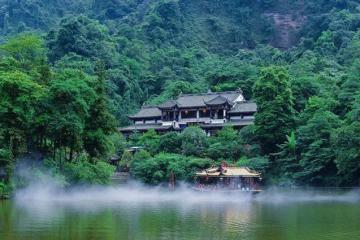 Những kỳ quan tuyệt vời ở Trung Quốc (phần 1)