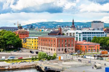 Một ngày khám phá Oslo, thủ phủ của Na Uy