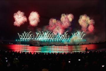 Lễ hội Pháo hoa quốc tế Busan 2019 và thông tin du khách cần biết