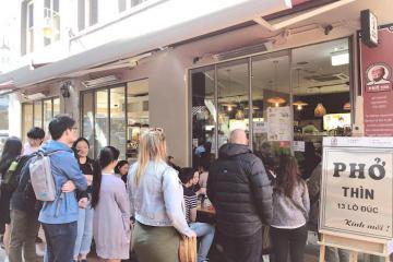 Phở Thìn Hà Nội chinh phục thực khách ở Melbourne, Úc