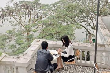 Những quán cà phê ở Hà Nội nên ghé nếu muốn ngắm cảnh mùa thu