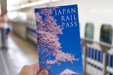 Du lịch Nhật Bản: Hướng dẫn di chuyển bằng tàu điện với thẻ JR Pass