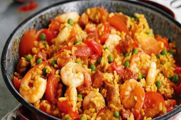 Ẩm thực Tây Ban Nha: Paella, Patatas Bravas và đặc sản hấp dẫn