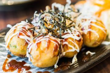 Những món ăn đường phố nhất định phải thử khi đến Tokyo