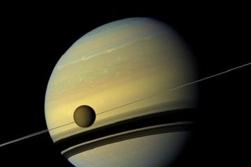 Những điều thú vị về Titan - vệ tinh lớn nhất của sao Thổ