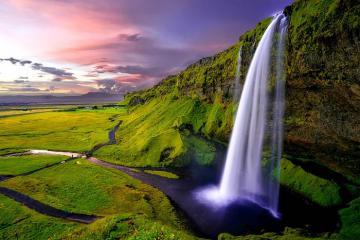 Du lịch Iceland khám phá 'bộ sưu tập' thác nước đẹp ngoạn mục