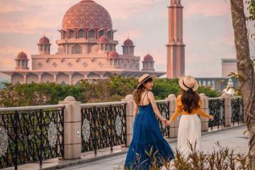 Khám phá Putrajaya, thành phố của những giấc mơ thế kỷ tại Malaysia