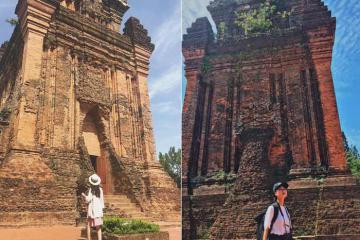 Tháp Nhạn - biểu tượng văn hóa và du lịch xứ Nẫu