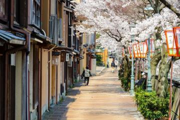 Ghé thăm 10 thị trấn cổ kính ở Nhật Bản