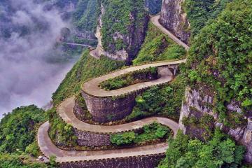 Thiên Môn Sơn – hành trình chinh phục chốn bồng lai tiên cảnh xứ Trung