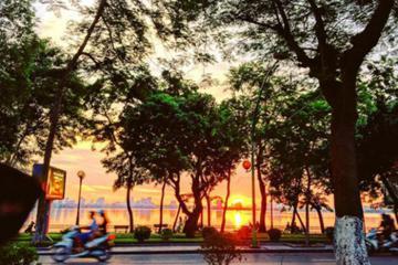 Những đường phố đẹp của Hà Nội cực ăn hình