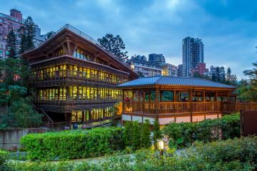 Khám phá thư viện xanh Beitou độc đáo ở Đài Loan