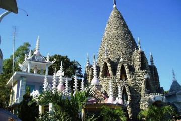 Đến Cam Ranh chiêm ngưỡng vẻ đẹp tòa tháp vỏ ốc cao nhất Việt Nam