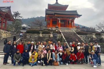 Tour Nhật Bản mùa lá đỏ - Ưu đãi vàng chỉ từ 19,9 triệu đồng