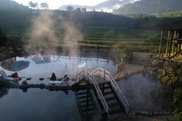 Du lịch Trạm Tấu - 'Thiên đường trên mặt đất' ở Yên Bái